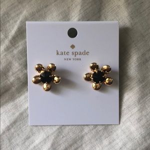 Kate Spade Sunset Blooms Earrings in Dust Bag